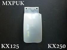 KX250 1990 MUD FLAP GENUINE KAWASAKI 35019-1252-RZ  KX 250 1991 MXPUK (140)