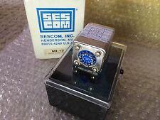 Sescom MI-12 Vintage Professional Audio Microphone Transformer Triad UTC