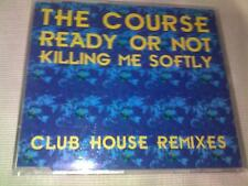 THE COURSE - READY OR NOT - CLASSIC DANCE CD SINGLE