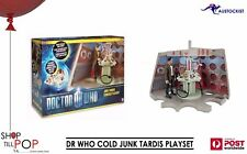 DR WHO COLD JUNK TARDIS PLAYSET BNIB for 5 inch figures (Not included) BBC UK