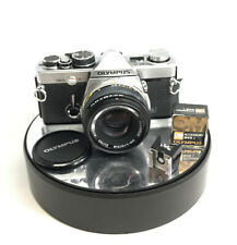 Olympus OM-2n - OM-SYSTEM Zuiko MC Auto-S 50mm 1:1.8 ++++FULLY TESTED +++++#123