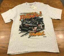 Vintage 1999 NASCAR Dale Earnhardt T Shirt Deadstock NWT Adult L Nice Graphics