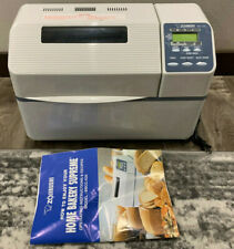 Zojirushi BBCC-X20 bread machine home bakery, excellent condition FREE SHIPPING