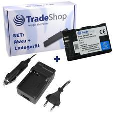 AKKU + LADEGERÄT für Batteriegriff BG-E7, BG-E9, BG-E13