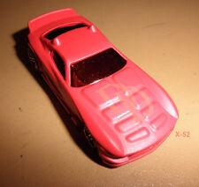 DAREDEVIL red HOT WHEELS marvel universe MATT MURDOCK defenders 28 toy car