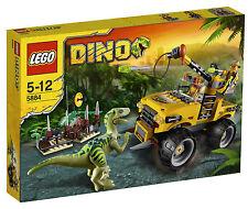 Lego Dino 5884 Jagd nach dem Raptor NEU OVP Raptor NEW MISB NRFB