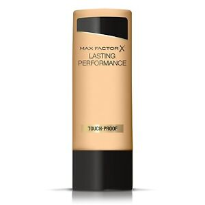 Max Factor Lasting Performance Touch Proof Foundation 35 ml (choose shade)