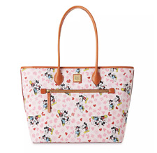 Disney Mickey Minnie Mouse Disney Love Dooney & Bourke Tote Valentines 2021 Nwt
