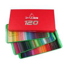 Colleen 120 Colored Pencil Japan Premium Gift Kids Children Art Painting Drawing