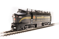 BROADWAY LIMITED 5752 HO PRR Sharknose A-unit #2011A 5 ST Paragon3 Sound DC/DCC