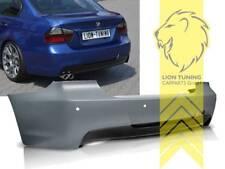Heckstoßstange Heckschürze für BMW E90 Limousine auch für M-Paket für PDC