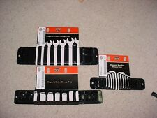 Harley Davidson Genuine Magnetic Tool holder trays set of 3 socket, wrench & Hex