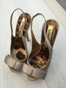 Bebe GOLD-CHAMPAGNE  shoes