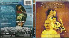 Used Blu Ray - Crouching Tiger, Hidden Dragon - Ang Lee 00004000  - Oscar Winner - 2007