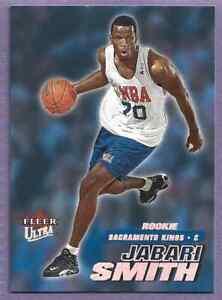 2000-01 Fleer Ultra Jabari Smith RC 0450/2999 #211