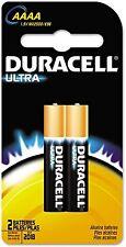 Duracell Ultra Power Alkaline Batteries AAAA 2 ea (Pack of 2)