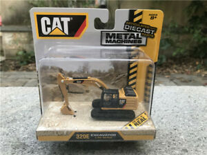 Geniune Engineering Construction 1:90 Excavator 320E Metal Diecast Machines