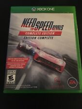 Need for Speed: Rivals -- Complete Edition (Microsoft Xbox One, 2014)