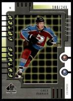 2019-20 UD SP Authentic 1999-00 Retro Future Watch #RFW-3 Cale Makar RC
