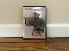 Japanese Swordsmanship Training (2) Dvd Set samuari kenjutsu sword kendo iaido
