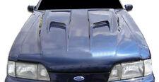87-93 Ford Mustang Duraflex Mach 2 Hood 1pc Body Kit 104823