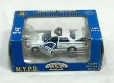 GearBox Toys New York City Police NYPD 1999 Ford Crown Victoria Car Boxed NEW