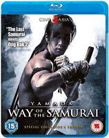 Yamada - Way Of The Samurai - Edición de Coleccionista Blu-Ray Nuevo (SBHD049)