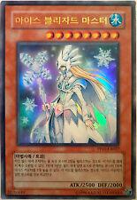 YUGIOH ICE MASTER PP01-KR027 ULTRA RARE KOREAN CARD