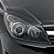 Scheinwerferblenden Böser Blick Scheinwerfer Blende Opel Astra H MATTIG