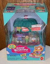 Vintage Mattel Bluebird Polly Pocket Animal Wonderland Elephant House NEW 13858