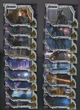 Lot Of (30) 2020 Upper Deck Marvel Avengers Endgame