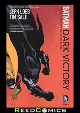 BATMAN DARK VICTORY GRAPHIC NOVEL New Edition Paperback Collects Issues #0-13