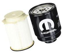 Dodge Ram 6.7 Liter Diesel Fuel Filter Water Separator Set Mopar OEM Brand New