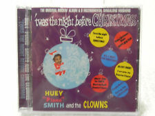 """'Twas the Night Before Christmas by Huey """"Piano"""" Smith and the Clowns Sealed CD"""