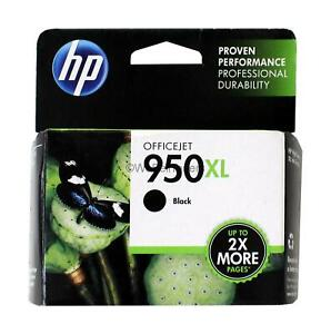 HP 950XL Black Ink Cartridge CN045AN Genuine New