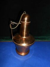 Pitcher with tamp Miniature Copper