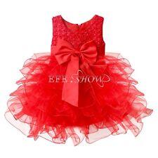 Vestidos de Princesa para Bébes y Niñas de Bautizo de Fiesta Varios Colores