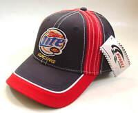 KURT BUSCH #2 PENSKE NASCAR MILLER LITE Cotton Hat Cap Mens Size OSFA NEW NWT
