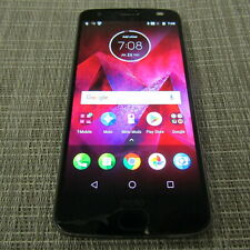 MOTOROLA MOTO Z2 FORCE, 64GB (T-MOBILE) CLEAN ESN, WORKS, PLEASE READ!! 39179