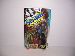 1997 McFarlane Toys Spawn Grave Digger Series 8 Ultra-Action Figure 10190 New