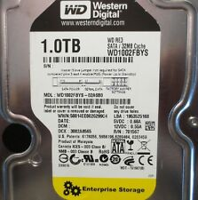 "WD WD1002FBYS-02A6B0 (See list for DCM's & Exact details) 1000gb 3.5"" Sata HDD"