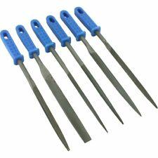 6pcs Mini Files Set Metal Filing Rasp Needle File Wood Tools Hand Woodworking