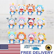 12 Pcs Doraemon 12 Constellation Edition Anime Action Figure Cake Topper Toys Us