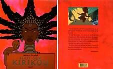 """KIRIKOU """"Tout Sur Kirikou"""" LIVRE de Michel Ocelot 2003"""