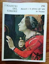 I Maestri del Colore n°256 Masaccio e la pittura del '400 in Toscana