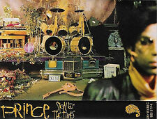 "Prince ‎Sign ""O"" The Times CASSETTE ALBUM RnB/Swing, Synth-pop, Funk UK: WX88C"