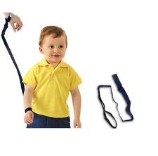 Children's/Toddler Wrist Link Walking Rein Harness Safety Adjustable Strap New