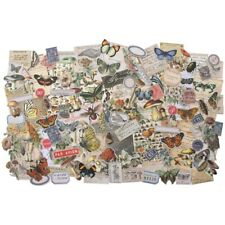 Tim Holtz Idea-Ology Ephemera Field Notes Pack 134/Pkg