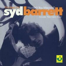 Syd Barrett Wouldn't You Miss Me?-Best Of CD NEW SEALED 2001 Remaster Pink Floyd