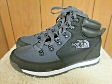 The North Face Men's Back To Berkeley Redux Avery Black Boots Size 9.5 Brand New
